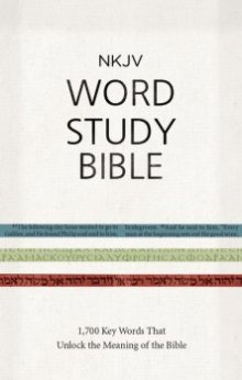 Word Study Bible