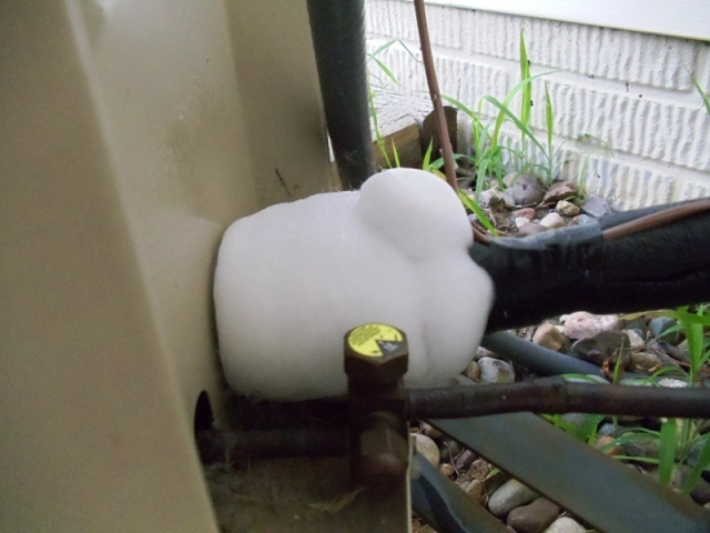 Home Air Conditioner Not Blowing Cold