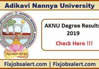 AKNU Degree Result 2019 @ aknu.edu.ac AKNU 2nd, 4th, 6th Sem Results Name Wise