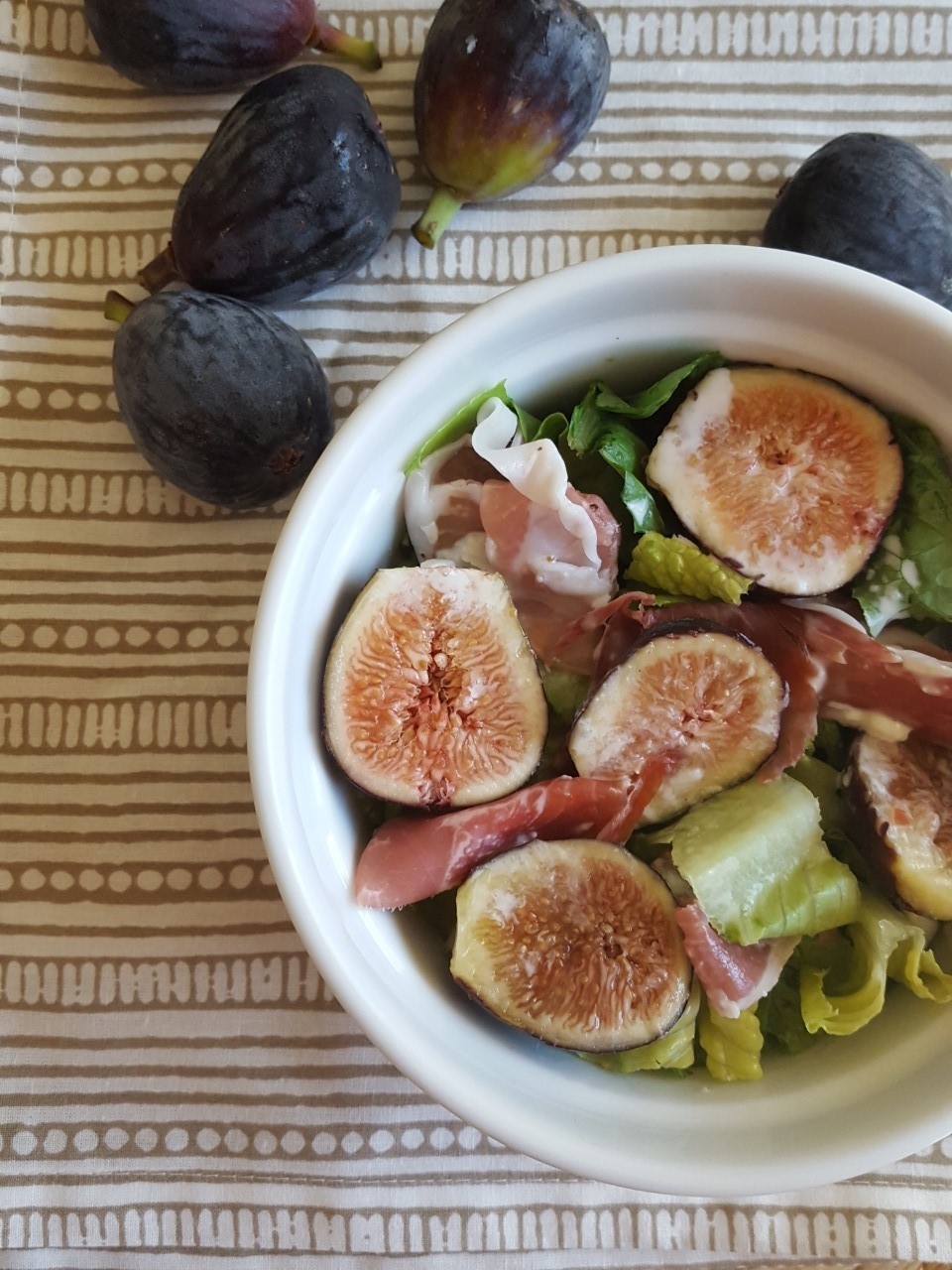 fig salad with figs 2