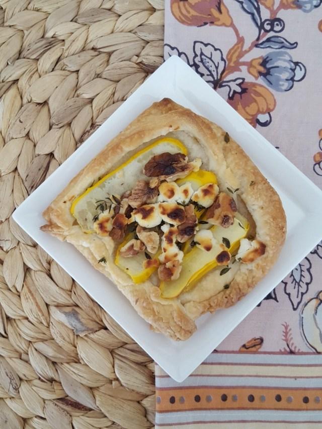 zucchini goat cheese tart4