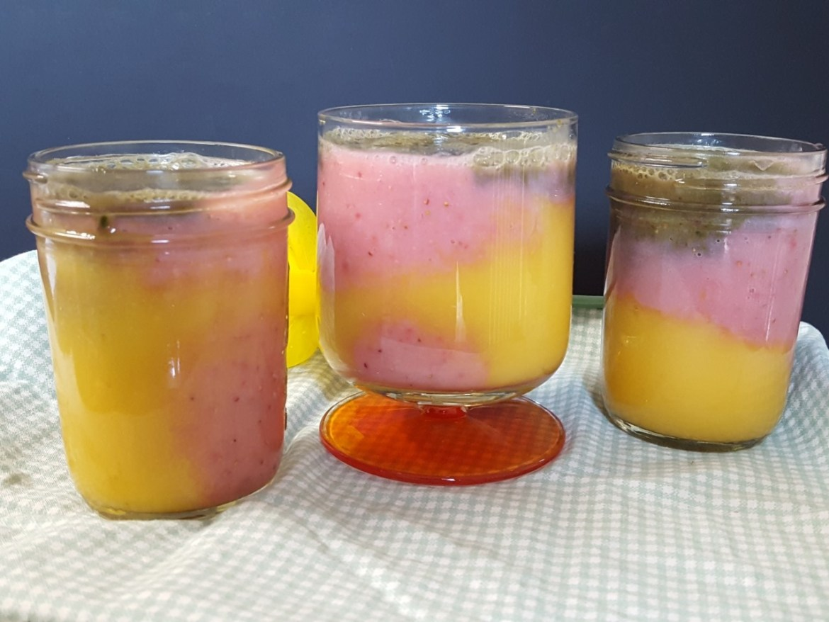 sunrise spring smoothie