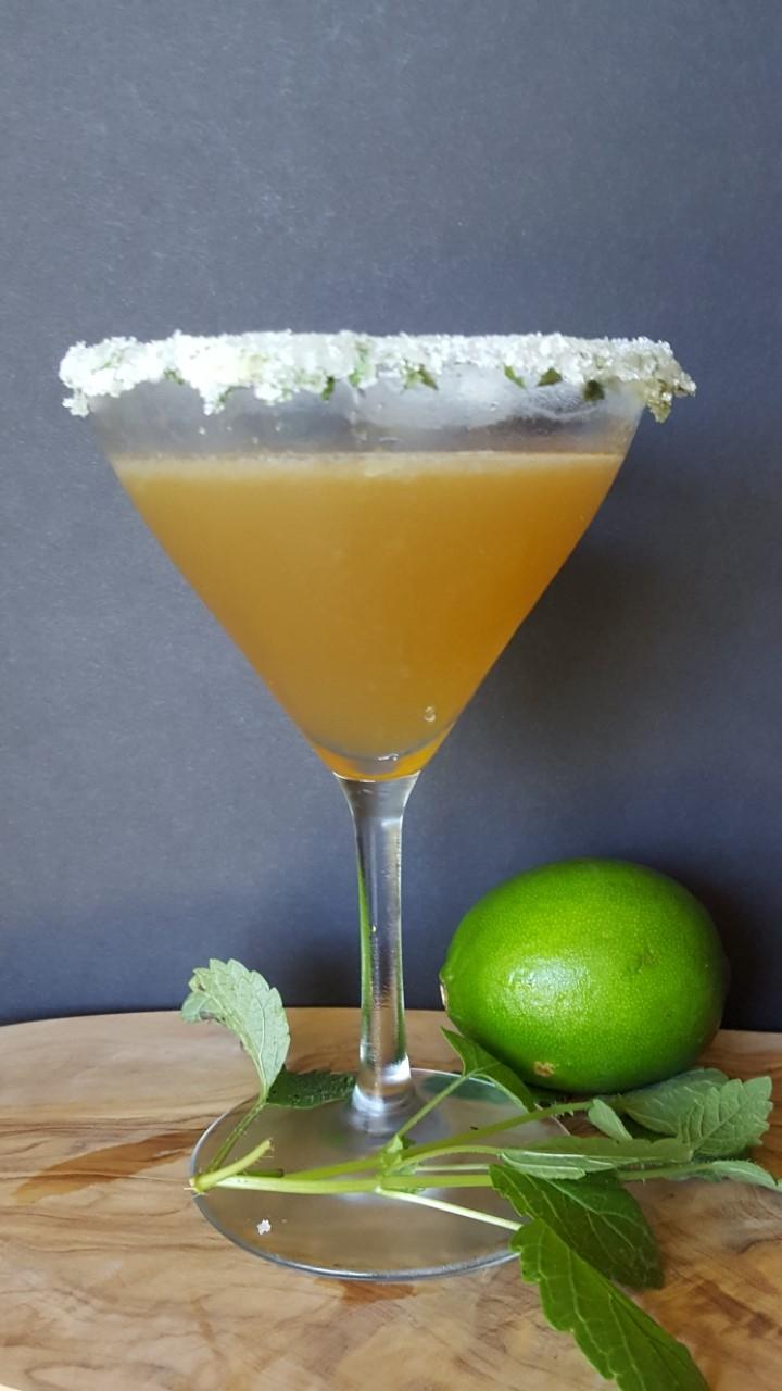 mint mojito martini