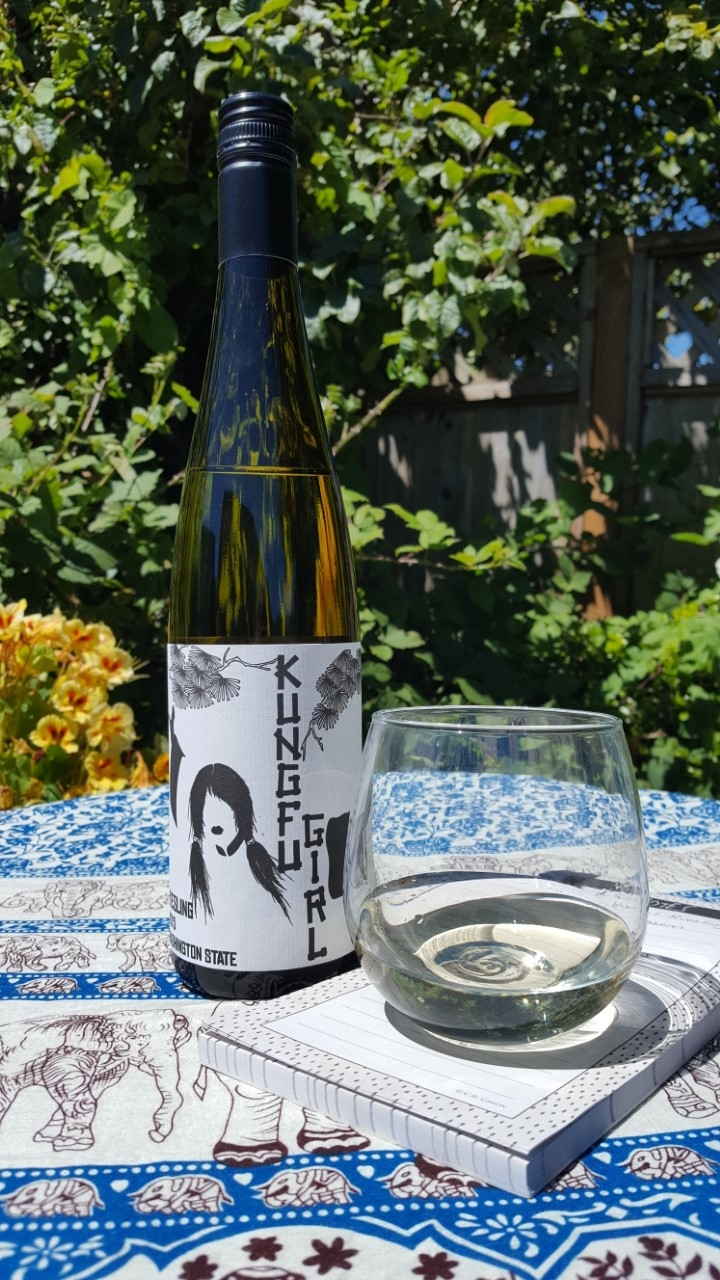 Kung Fu Girl Riesling, wine tasting, #shop