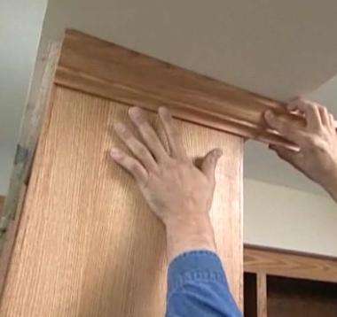 Cabinet Crown Molding Ideas. Ideas Medium Size Kitchen Cabinet ...