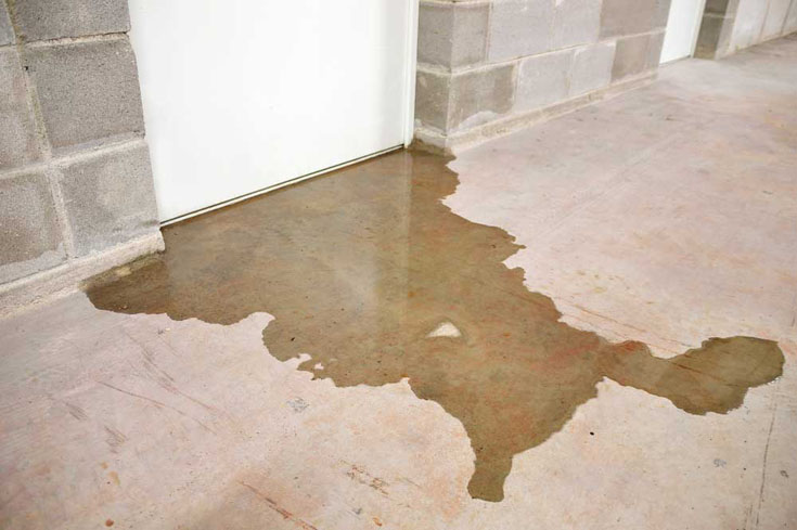 water in your basement