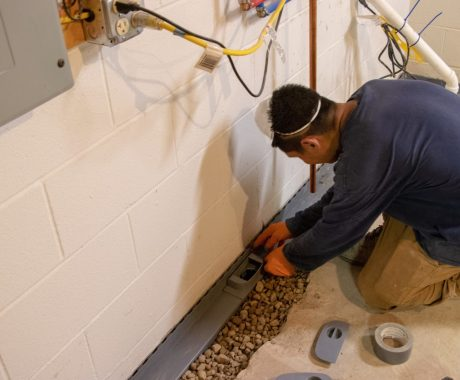 How to Check Your Interior Drainage