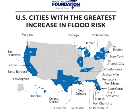 Do South Carolina's Coastal Cities Have Increased Flooding Risk?