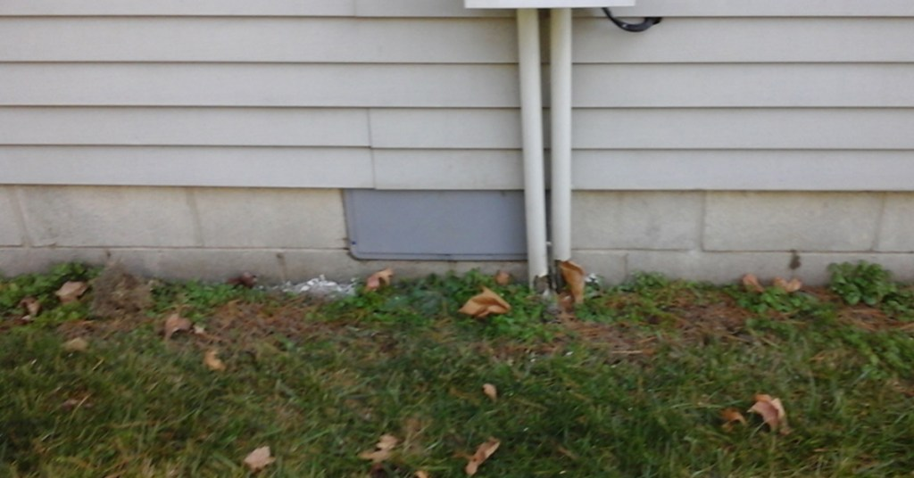 crawl space vent cover