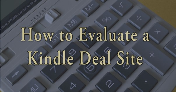 How to Evaluate Deal Sites