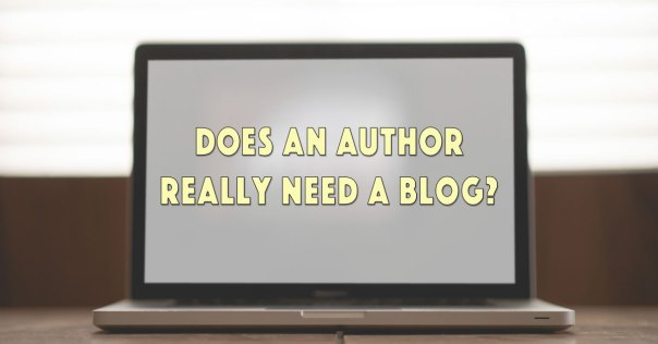 Does an Author Need a Blog Image