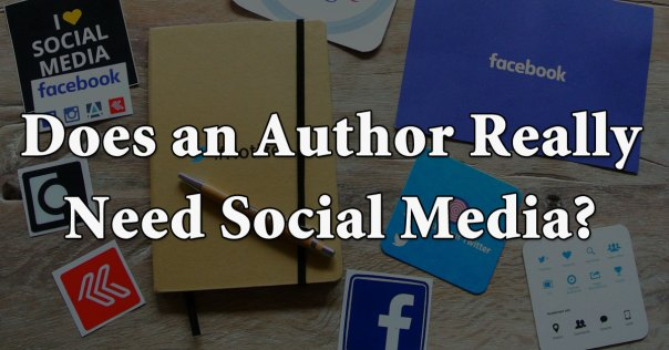 Does an Author Really Need Social Media