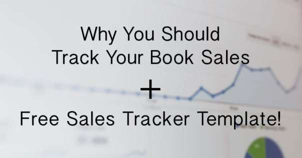 Why You Should Track Your Book Sales