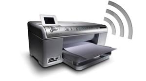 wireless printer configuration