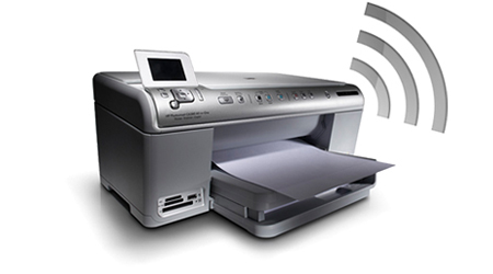 wireless printer configuration