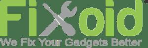 Fixoid- Your Local Repair & Service Provider Logo