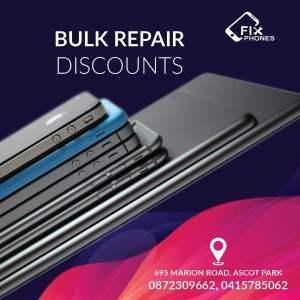 phone bulk repair discount