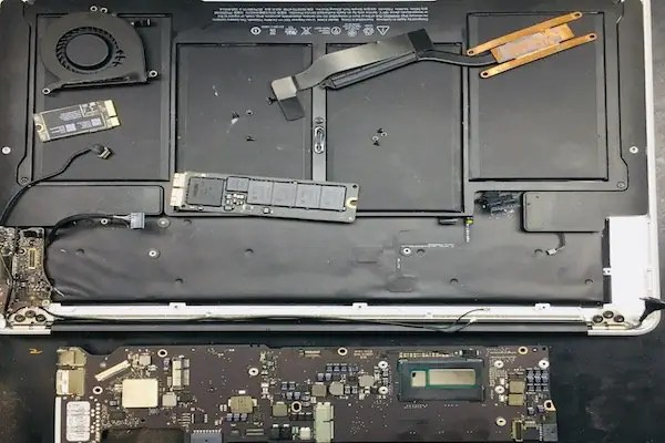 Reparo de Placa lógica Apple na MacServices