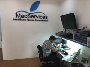 MacServices Laboratório Avançado