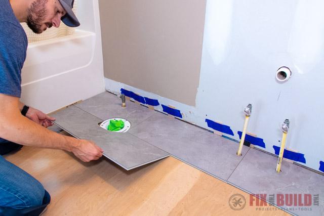 how to install vinyl plank flooring in
