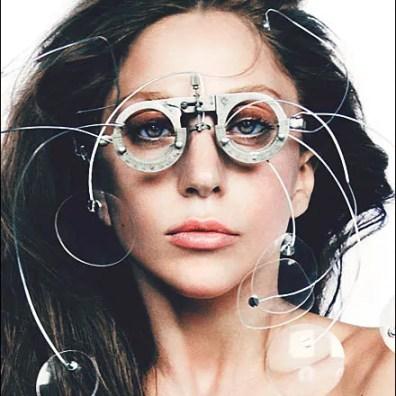 Eyewear Prescription for Lady Gaga Main
