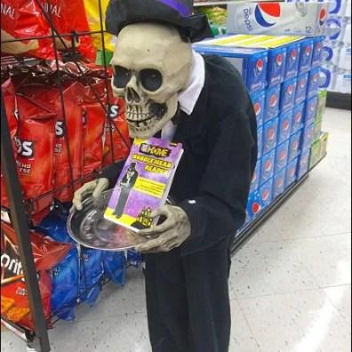 Tips or Treats Halloween Butler Main