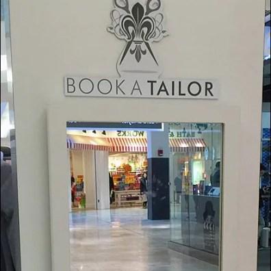 Book A Tailor Kiosk Mirror 3