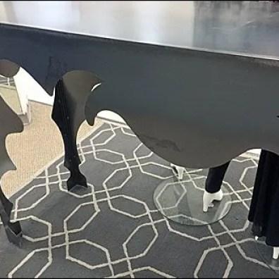 Curvacious Sheet Metal Table 3