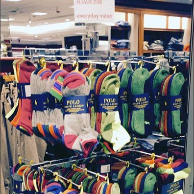 Polo Everyday Value Sock Display 2