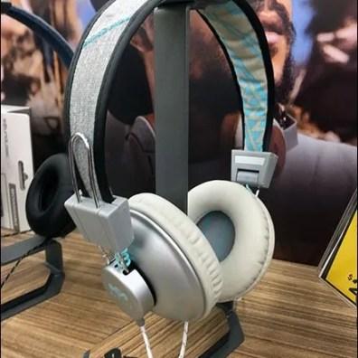 Marley Branded Headphone Stands 1