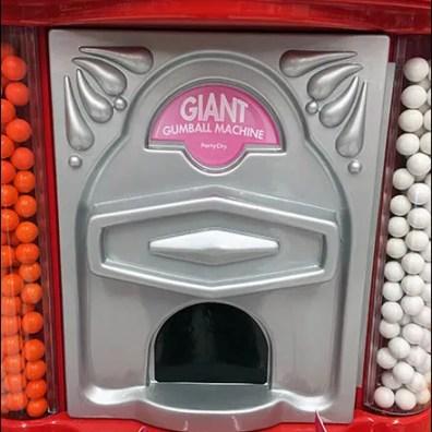 Giant Gumball Machine 3