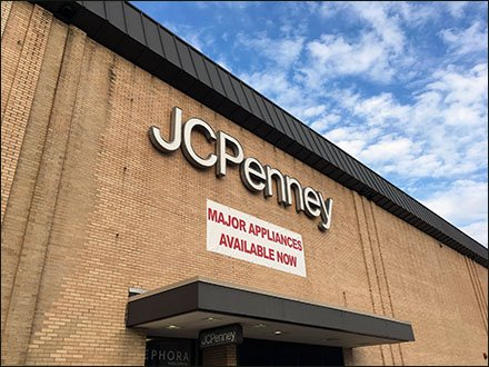 JCPenney Building Billboards Major Appliances