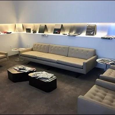 Maserati Waiting Room