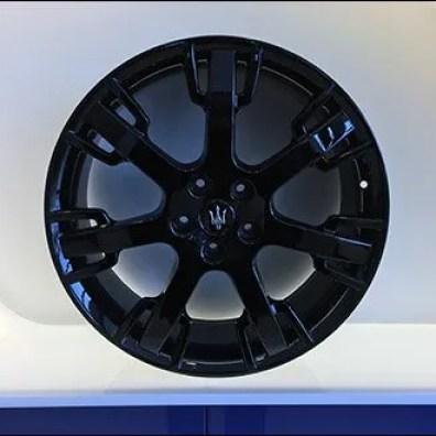 Maserati Wheel Personalization 4