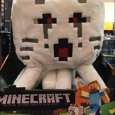 Minecraft Ghast Plush 2