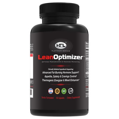 Dr. Sam Robbins Lean Optimizer Botte