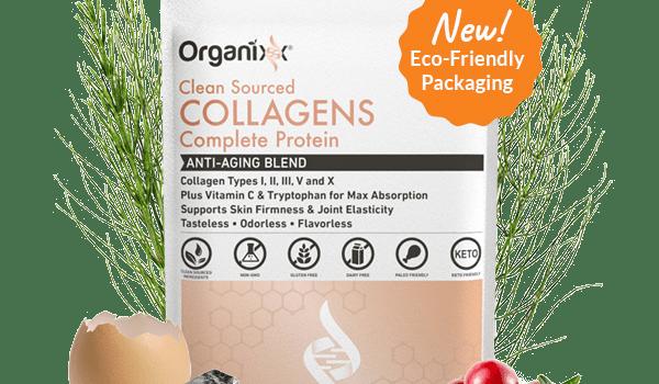 Organixx Collagen Review