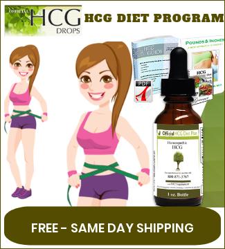 HCG Diet Drops Weight Loss Program