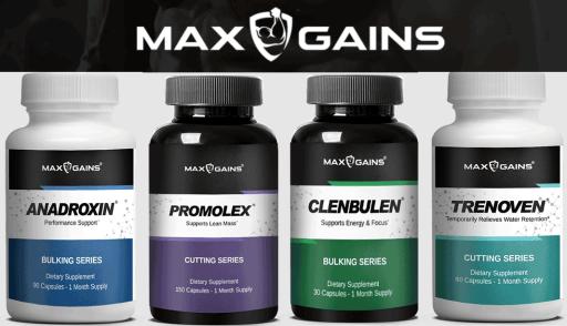 Max Gains Review