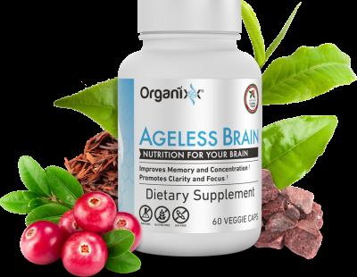 Organixx Ageless Brain Review