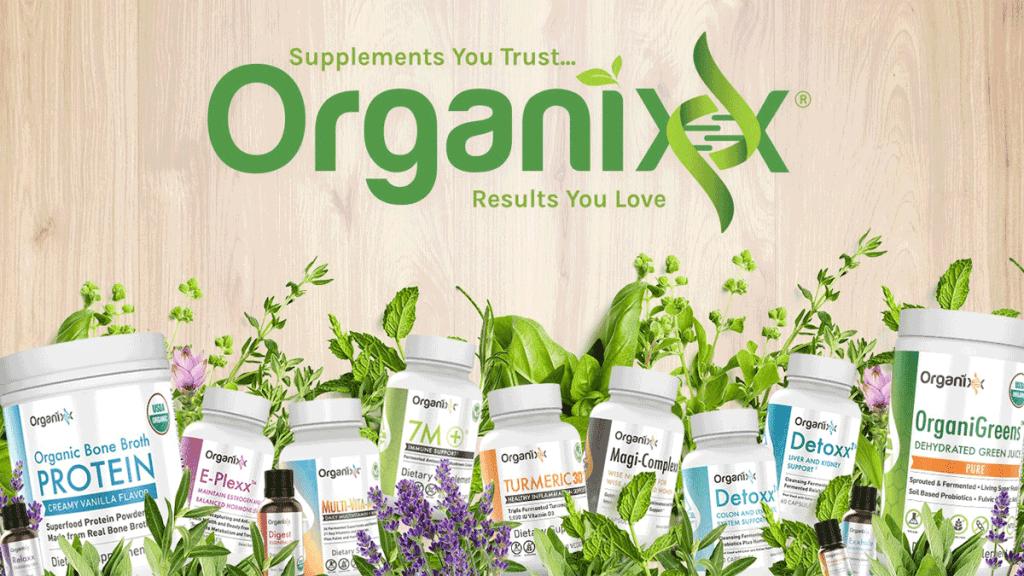 Organixx Fix Your Nutrition