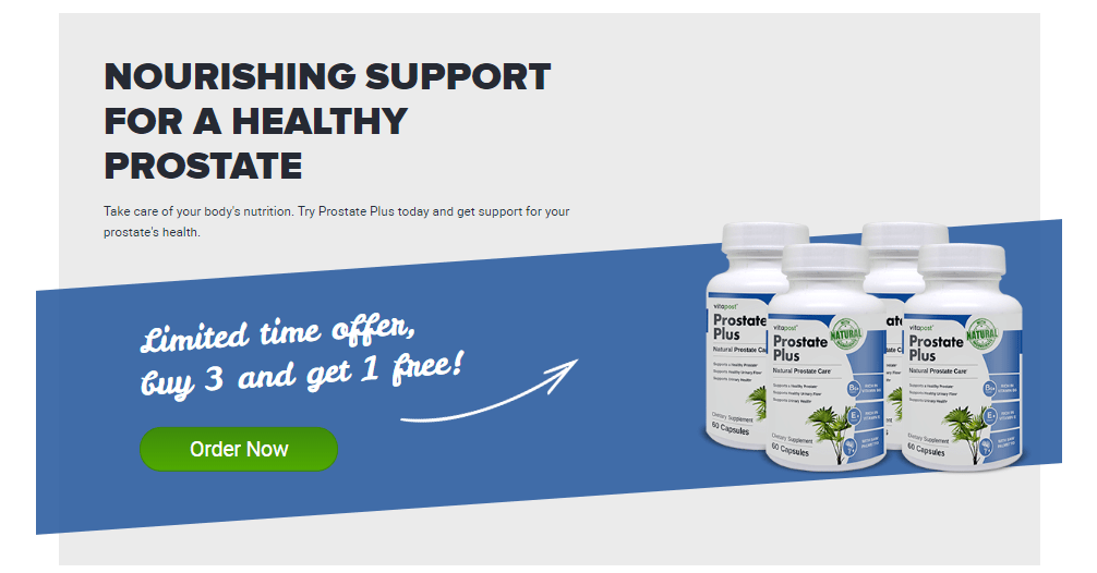 Buy Vitapost Prostate Plus Online