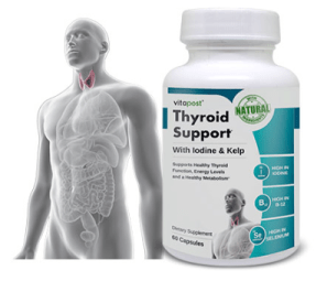 Vitapost Thyroid Support Review