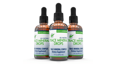 CLE Holistic Health Trace Mineral Drops Fix Your Nutrition