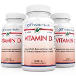 CLE Holistic Health Vitamin D3 Fix Your Nutrition
