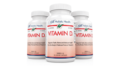 CLE Holistic Health Vitamin D3 Fix Your Nutrition