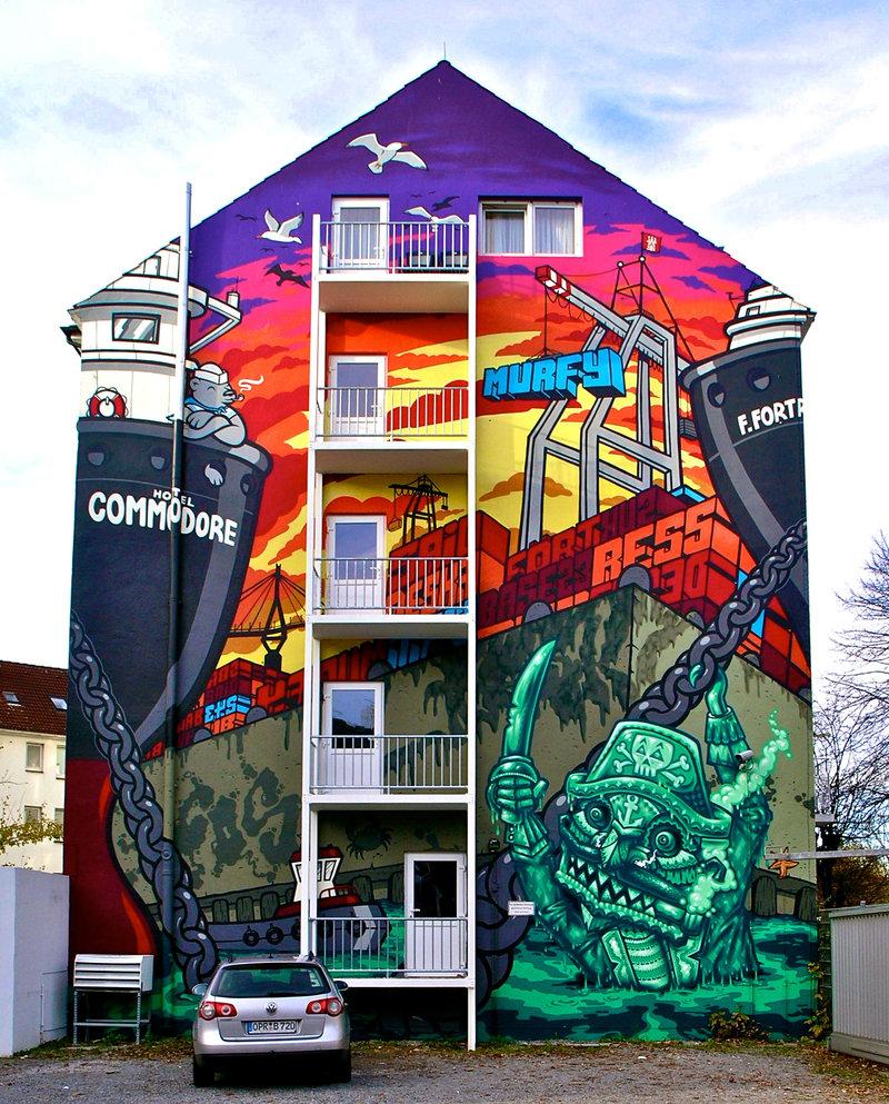 Graffiti street art fizx (18)
