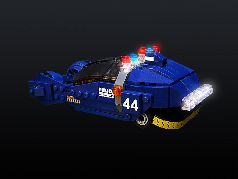 BLADE RUNNER Custom Made LEGO