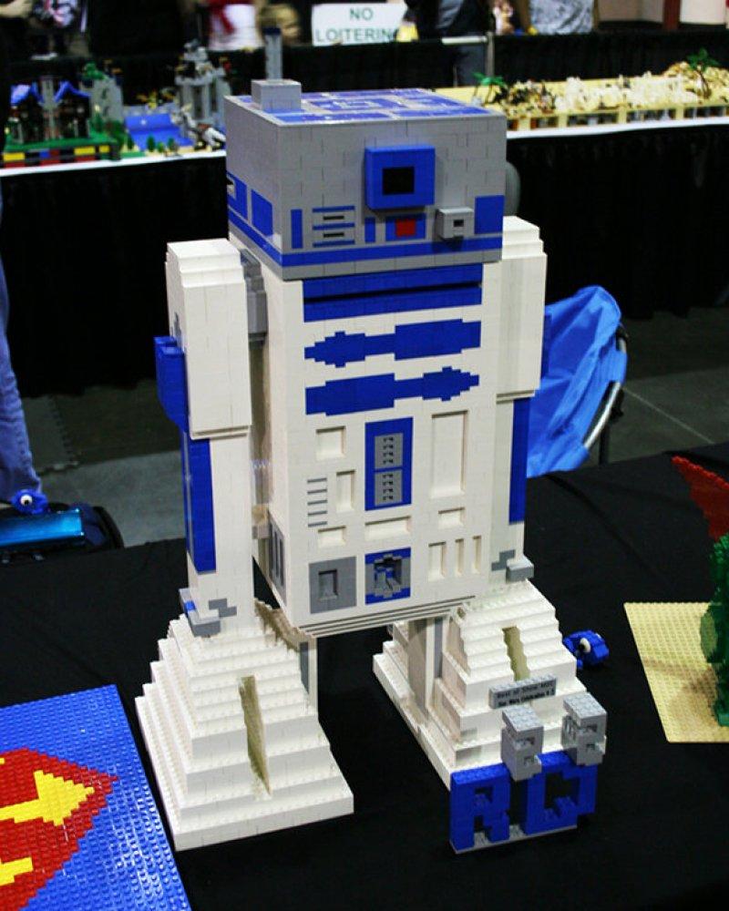 STAR WARS - LEGO R2-D2