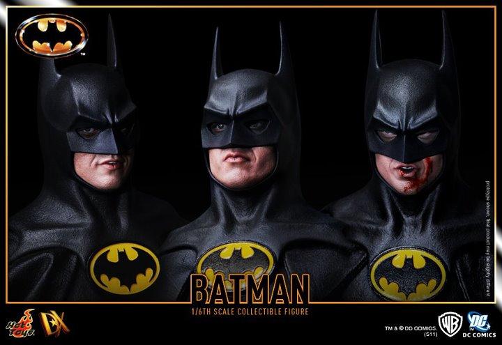 BATMAN - Hot Toys Collectible Action Figure